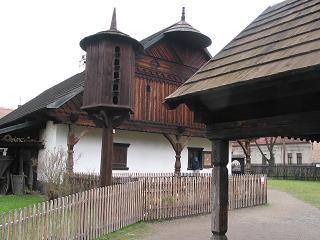 Nejstarší vesnice v čr